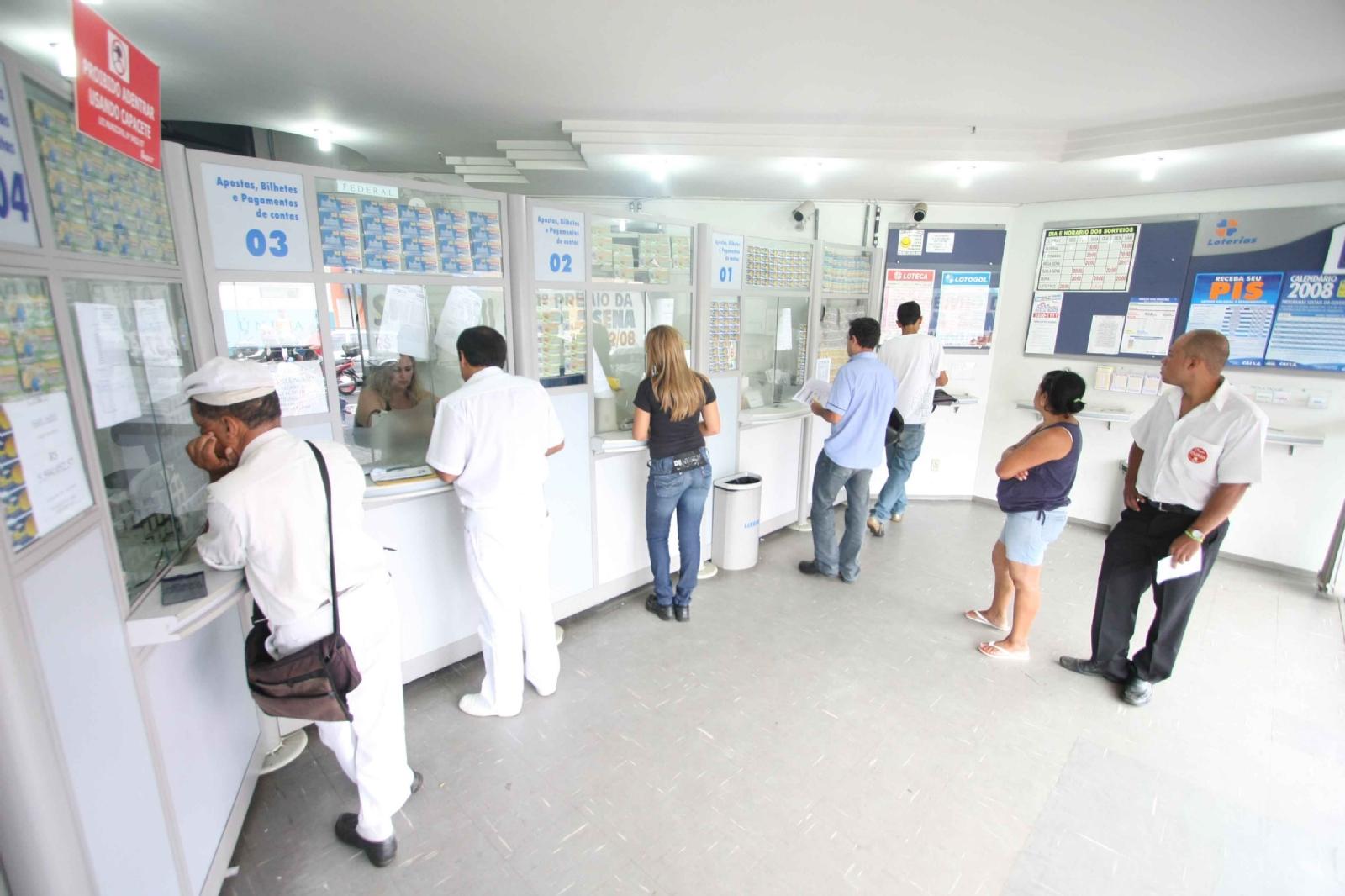 Mega-Sena deste sábado tem prêmio estimado em R$ 3 milhões