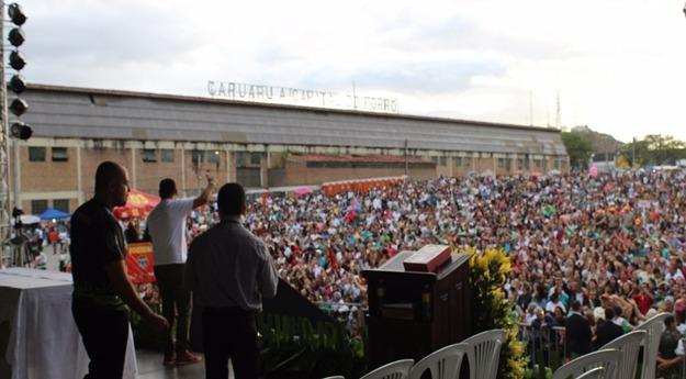 Diocese de Caruaru abre inscrições para ambulantes no evento Rios de Água Viva