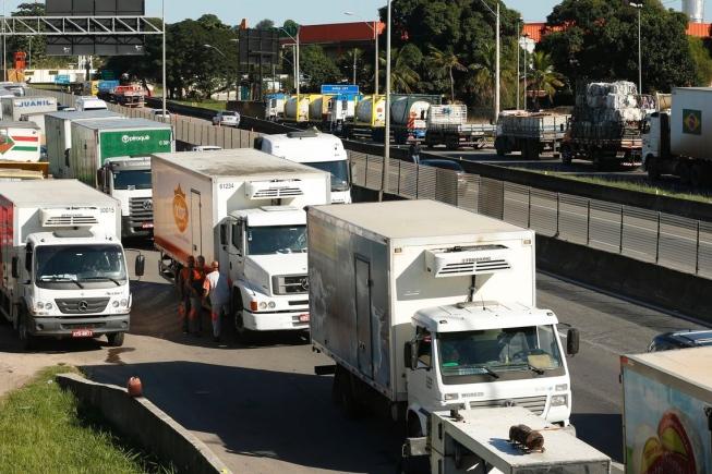 Nova paralisação de caminhoneiros pode acontecer após o feriado de 7 de setembro