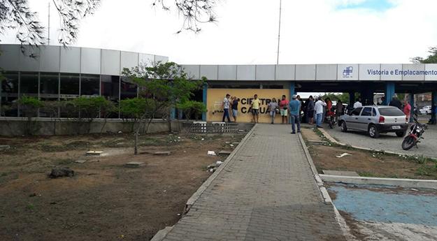 Ciretran não funcionará nos primeiros dias de novembro em Caruaru