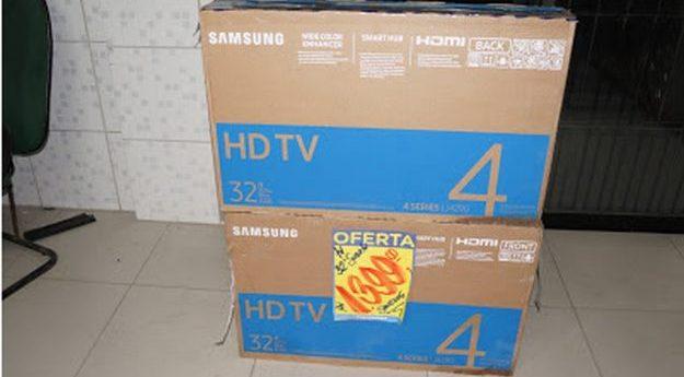 Suspeito de roubar duas televisões no centro de Caruaru é preso