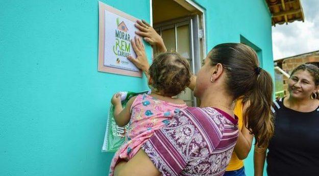 Prefeita Raquel Lyra entregará 16 casas do PNHR nesta quarta (8)