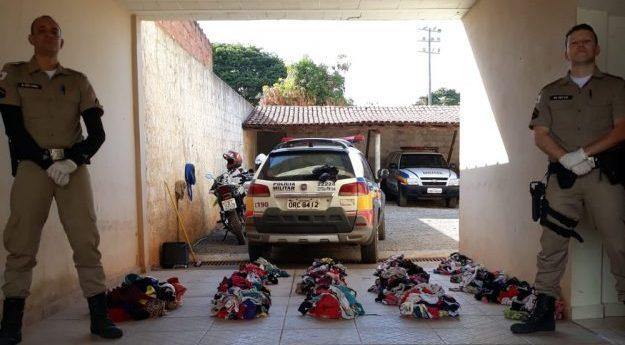 Homem é preso por roubar mais de mil calcinhas e sutiãs