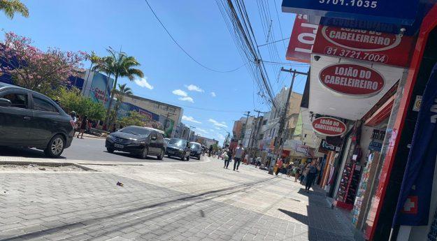 Caruaru ocupa a 2ª posição entre as cidades que mais geraram empregos no Estado
