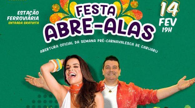 Babado Novo vai animar foliões em prévia carnavalesca de Caruaru