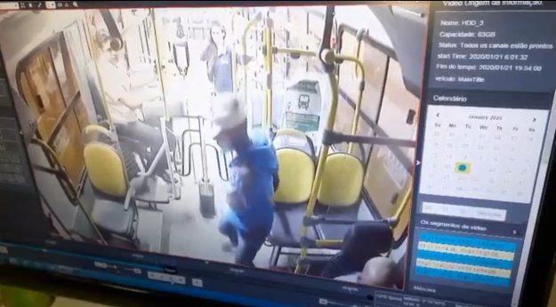 Coletivo diz que está prestando assistência a motorista baleado em Caruaru