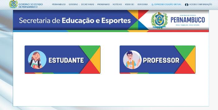 Secretaria de Educação disponibiliza material complementar para estudantes e professores da rede estadual