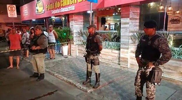 Homem é assassinado a facadas no bairro Indianópolis
