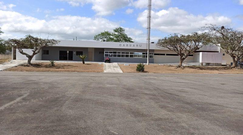 Governo do Estado anuncia investimentos no aeroporto de Caruaru