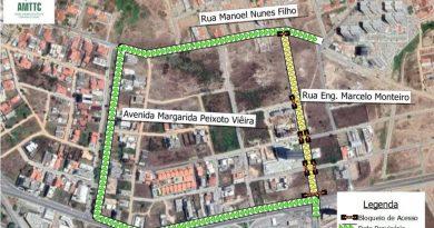 AMTTC interditará via para realização de obras nesta terça (27) em Caruaru