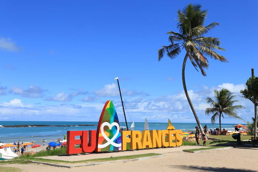 Sete turistas de PE se afogaram na Praia do Francês